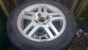 Mags pour Ford Focus (15 po) 100$ / 4