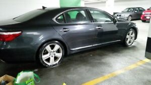 2008 Lexus LS 460L-85 000 kms-Long Wheel Base-Self Parking