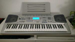 Clavier électronique Casio CTK-591
