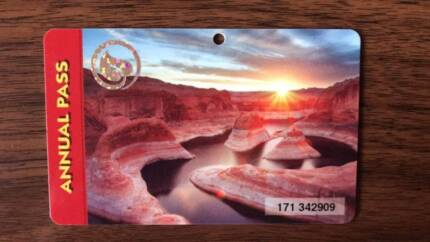 USA Annual Pass The National Parks And Federal Recreational Land