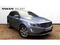 2016 Volvo XC60 D4 SE Lux Nav Automatic W. Xen Automatic Diesel Estate