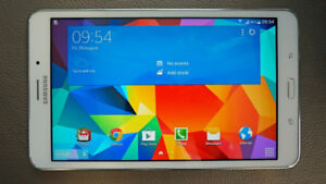 tablette samsung TAB 3 LITE,presq neuf,8G,8MP,ANDROID,fonctionel