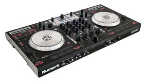 NS6 4-Channel Digital DJ Controller and Mixer