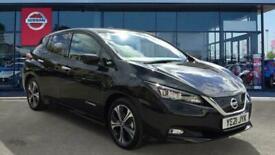 image for 2021 Nissan Leaf 110kW Tekna 40kWh 5dr Auto Electric Hatchback Hatchback Electri