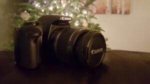 New Canon EOS Rebel xsi Camera