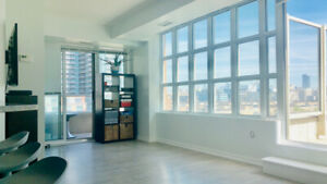 SHOWINGS TONIGHT! Liberty Village Condo w. HUGE Terrace