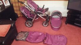 Oyster max Pram/stroller