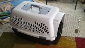 New (used once) Pet Carrier for sale