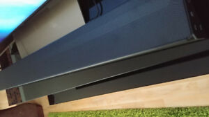 Samsung N650 sound bar/barre de son + sub