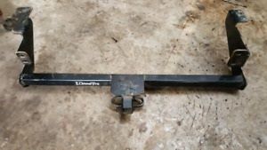 2008-2011 Ford focus trailer hitch