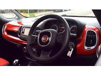 2015 Fiat 500L 1.4 Pop Star 5dr Manual Petrol Hatchback