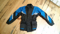 HJC motor cycle jacket light weight NEW