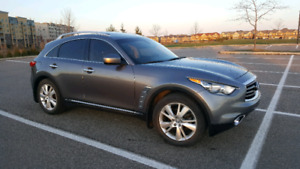 2013 Infiniti Fx37 Technology Nav 360