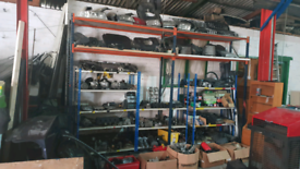 Clearance Garage : Car parts for Audi , Vw , Vauxhall all for £500