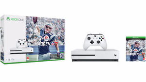 Xbox One S Console 1TB Madden 17 Bundle – SPRING SUPER BLOWOUT S