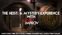 Love Interactive Mysteries? Join Good Improv for a Night of Fun!