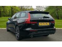 2020 Volvo V60 II - D4 MOMENTUM PLUS AUTOMATIC (Xenium Pack, Sunroof, 360 Camera