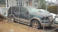 2003 Ford Expedition VUS