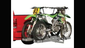 Double Dirt Bike Carrier for Hitch (brand new in box)