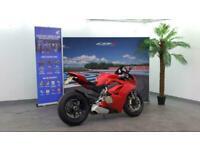2018 Ducati PANIGALE V4 1100 ABS Super Sports Petrol Manual
