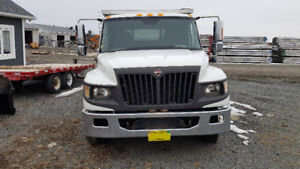 2012 International Terrastar Flat bed dually