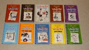 Diary Of A Wimpy Kid - Hardcover Collection