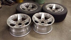 GMC Sonoma/S10/Blazer wheels Cambridge Kitchener Area image 2