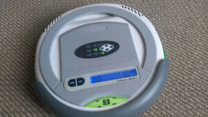 Robotic Vacuum Cleaner - Works Great!   MUST SELL THIS WEEKEND!!