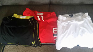 Mens Athletic Shorts for sale - 3 pairs , brand new