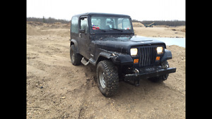 1987 Jeep YJ for sale