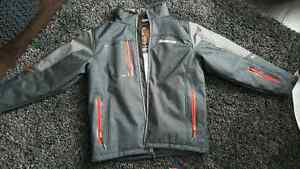 4 LARGE SNAP-ON TOOLS JACKETS