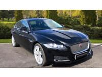2017 Jaguar XF 3.0d V6 Portfolio Automatic Diesel Saloon