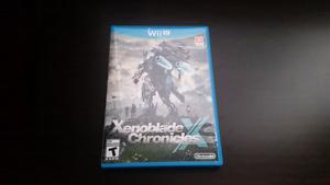 Xenoblade Chronicles X,  Wii U, Pristine Condition
