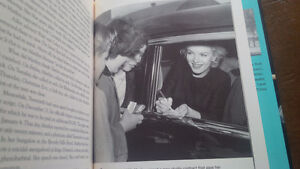 Book: Marilyn Monroe, by Barbara Leaming, 1998, First Edition Kitchener / Waterloo Kitchener Area image 2
