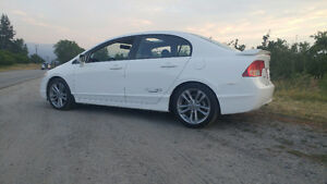 2008 Honda Civic SI Sedan [Trade for ?]