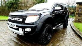 2012 Ford Ranger Pick Up Double Cab Limited 3.2 RAPTOR EDITION NO VAT 4 door ...