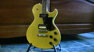 Schecter Solo Special Electric Guitar - TV Yellow