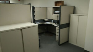 Free Office Furniture in Good Condition - Lease Ending