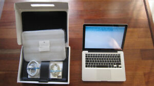 """MacBook Pro 13 13.3"""" Late 2011 with box and accessories"""