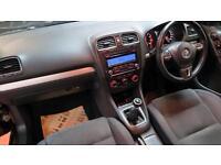 2009 VOLKSWAGEN GOLF 1.4 TSI 160 GT 6 Speed Audio Interface Sport Seats