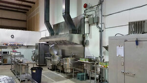 Full Service Commercial Kitchen for Rent