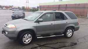 Acura mdx 2002 certified and etested