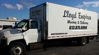 Lloyd Empires Moving & Delivery - Affordable Movers 613 875 6999