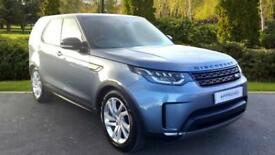 2017 Land Rover Discovery 2.0 SD4 HSE 5dr Automatic Diesel 4x4