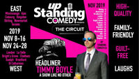 The Circuit LIVE COMEDY Tour is Back!!!