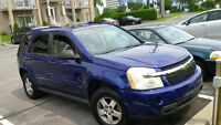 2007 Chevrolet Equinox LS SUV/AWD-116000KM ONLY!