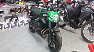 New 2015 Kawasaki ER-6N only $5995.00 plus tax