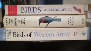 Books: Birds of East & West Africa - REDUCED