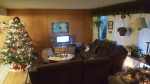 Large Unfurnished Room in Spacious St.Albert Home.