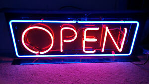 Trade My Neon Open Sign For Another Fun Neon Sign